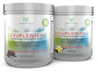 TruPlenish by Mannatech